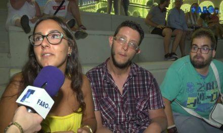 Concierto David DeMaría Feria Ceuta 2016
