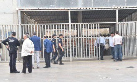 La Ciudad revisa las instalaciones ante la futura apertura del Tarajal II