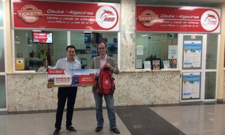 FRS celebra en Ceuta el Día de la Mochila