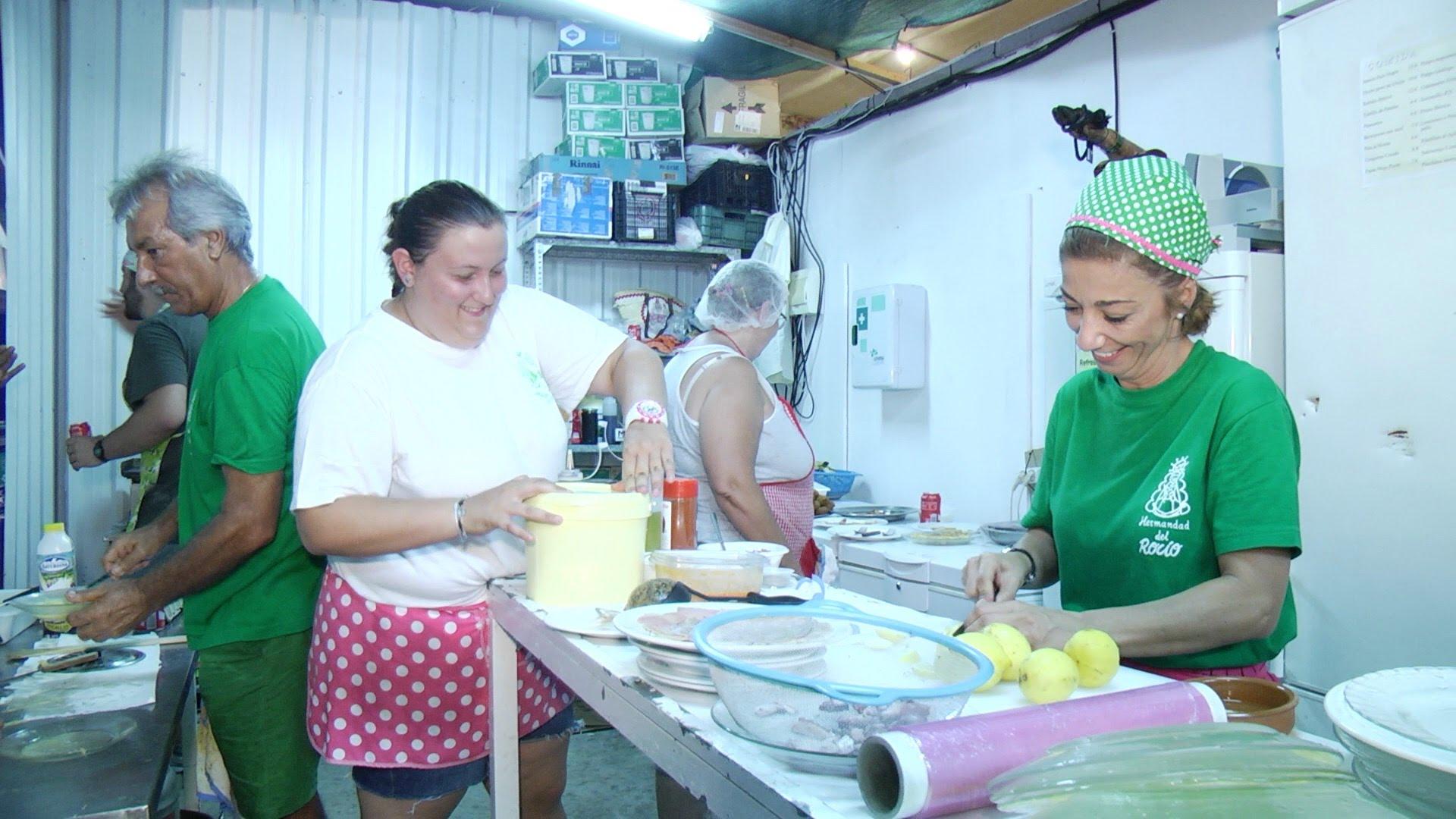 Sociedad Caballa en la Feria de Ceuta 03/08/2016