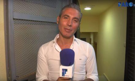 El onubense Pitingo canta por primera vez en Ceuta