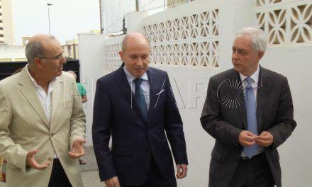 """Cucurull tilda el comercio del Tarajal como una """"fuente de problemas"""""""