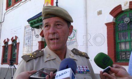"""El comandante general lamenta que """"conductas individuales"""" manchen el """"buen nombre"""" del Ejército"""