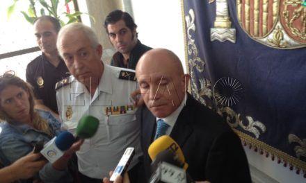 El delegado del Gobierno defiende la actuación de la Policía tras los tiros a Hicham