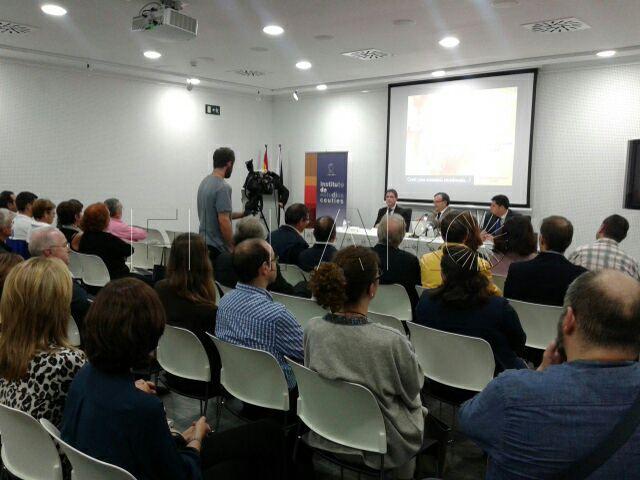Presente y futuro de la economía en Ceuta, en la Biblioteca
