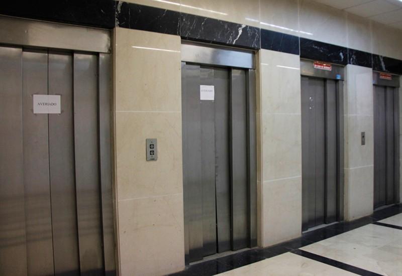CCOO-Justicia exige una solución a los problemas de los ascensores del Ceuta Center