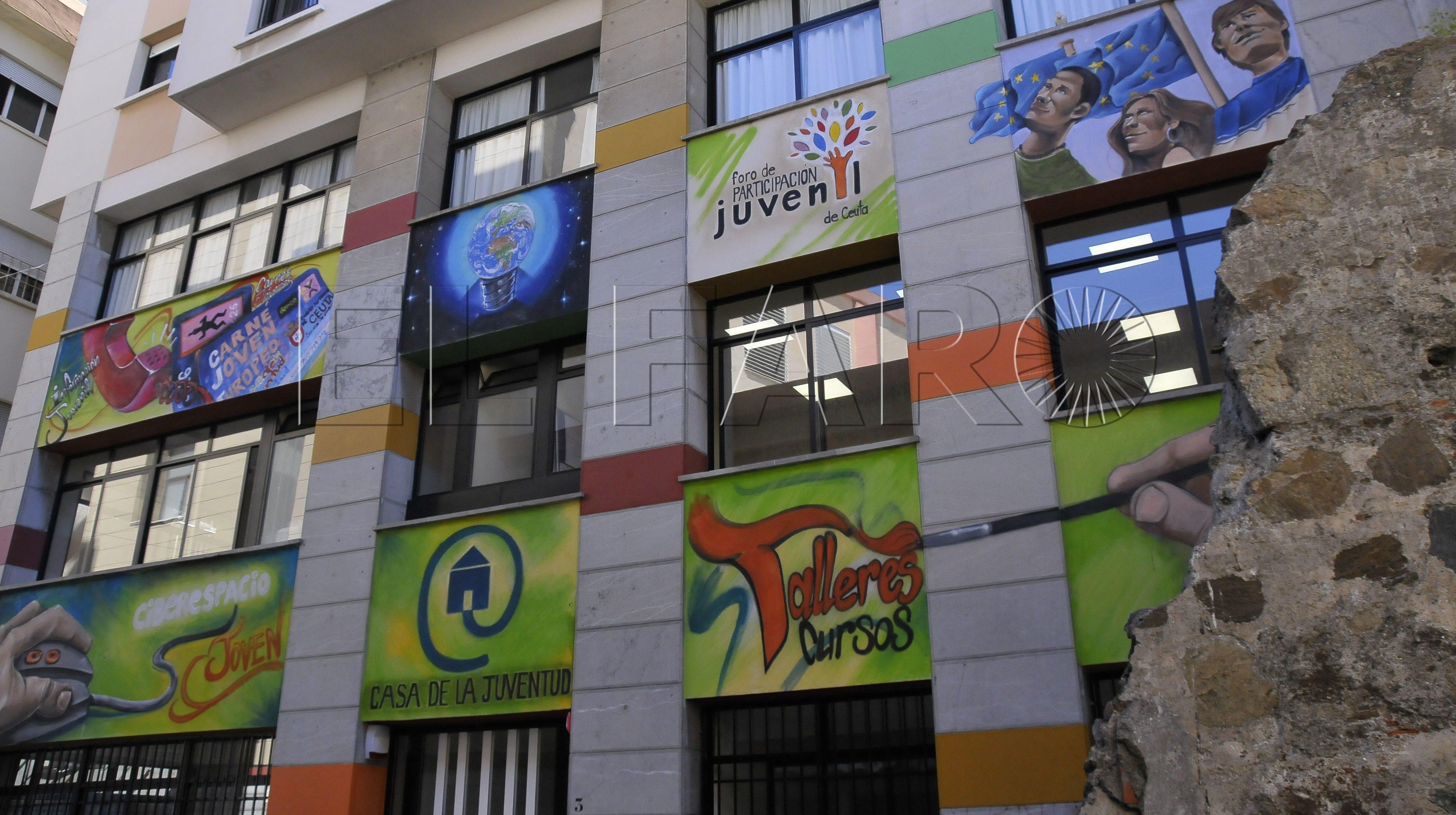La Casa de la Juventud acoge un proyecto de sensibilización hacia los inmigrantes con jóvenes de tres países