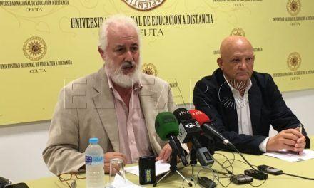 La UNED-Ceuta apuesta por la tutoría virtual y las nuevas tecnologías