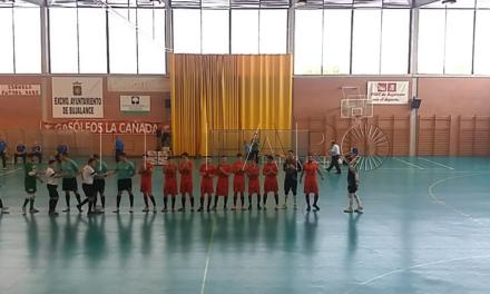 Chito da la victoria al Ceutí FS en el último suspiro