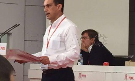 Hernández consideraba la corrupción argumento suficiente para votar No a la investidura de Rajoy
