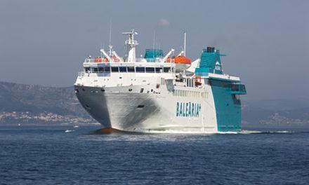 Baleària ha transportado 8,3 millones de pasajeros durante los 10 años que lleva en la línea Ceuta-Algeciras