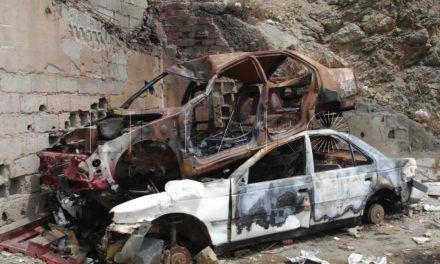La Ciudad licita la retirada, almacenamiento, tratamiento y tramitación de baja de vehículos abandonados