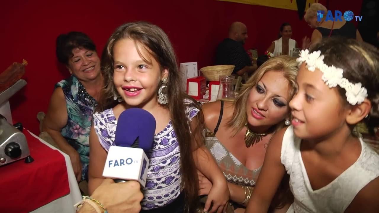 Sociedad Caballa en la Feria de Ceuta 05/08/2016