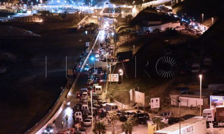 Atrapados en Ceuta
