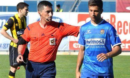 5º partido para Arias Madrid