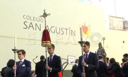 El San Agustín clausura el centenario