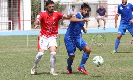 La AD Ceuta FC se juega temporada y media en dos partidos
