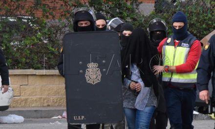Golpe del CNP a una célula terrorista