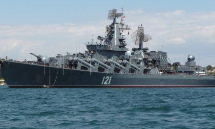 Los barcos rusos llegan al Congreso