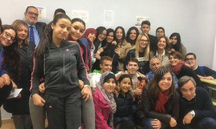 Adolescentes como agentes activos de cambio en su comunidad educativa