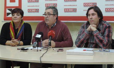 """Instituciones Penitenciarias de CCOO denuncia el """"grave"""" déficit de personal en la cárcel"""