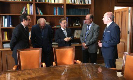 La modernización de las fronteras y la financiación autonómica centran la reunión entre Ceuta y Melilla