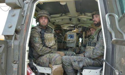 La Comgeceu despedirá mañana al contingente que marcha de misión a Mali