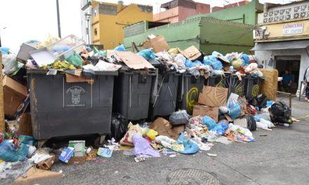 """Los sindicatos, sobre la limpieza en el Príncipe: """"Sin Policía, no se recoge"""""""