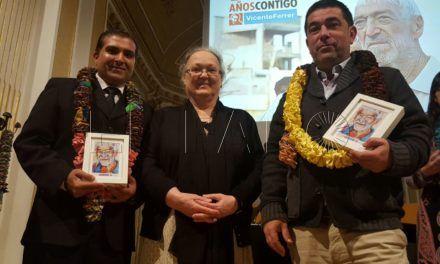 La Fundación Premio Convivencia, reconocida por la Fundación Vicente Ferrer por su compromiso solidario