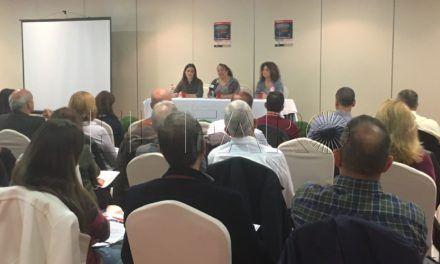 Primer seminario para la coordinación interinstitucional contra la violencia de género