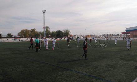 La AD Ceuta FC empata y se aleja otra vez del play-off