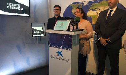 La Obra Social de la Caixa trae a Ceuta la muestra 'El Ártico se rompe'