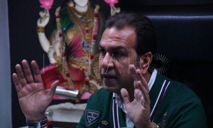 Mirchandani muestra sus manos limpias tras la sentencia que le condena por prevaricación administrativa