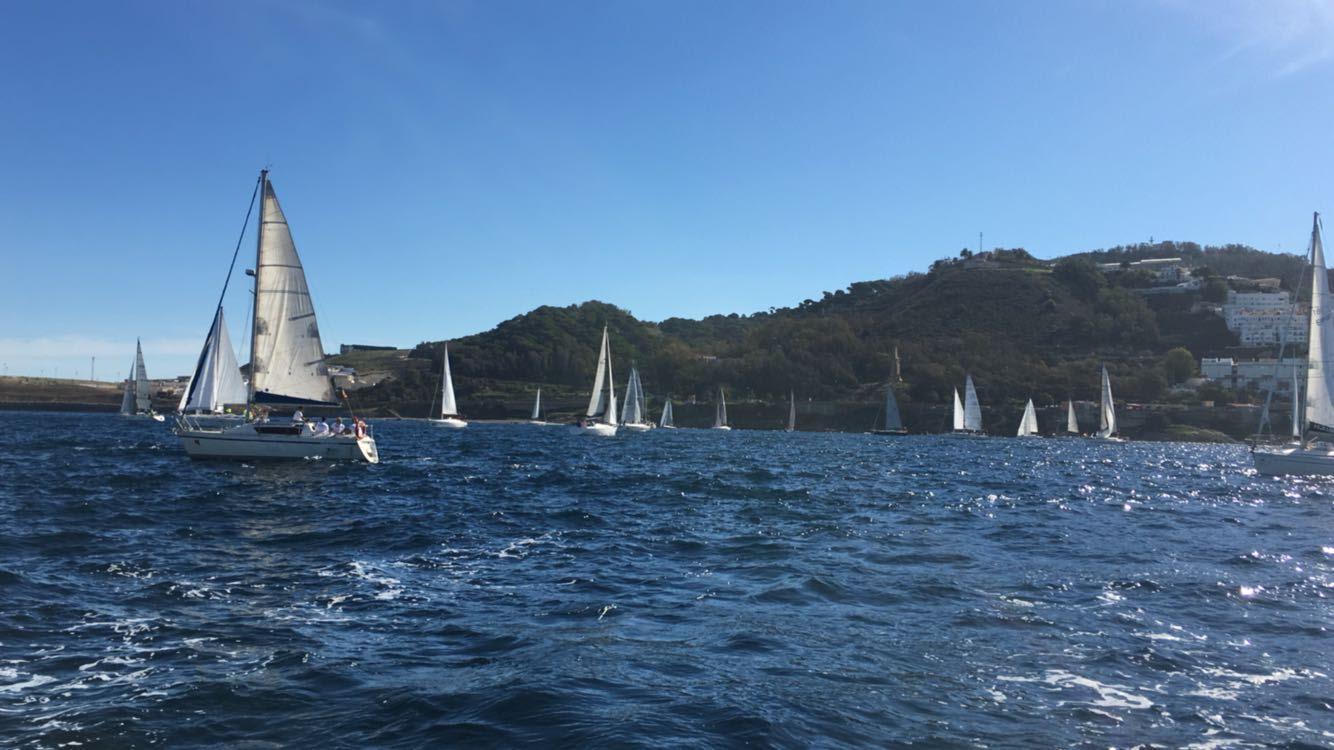 El 'Ceuta Sí' se corona por segundo año consecutivo como el mejor del Estrecho