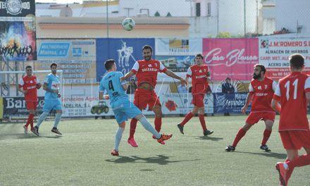 El Ceuta FC vuelve a mostrar su peor versión lejos de casa