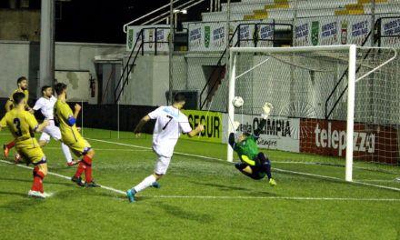 Otra gran ocasión perdida de la AD Ceuta FC
