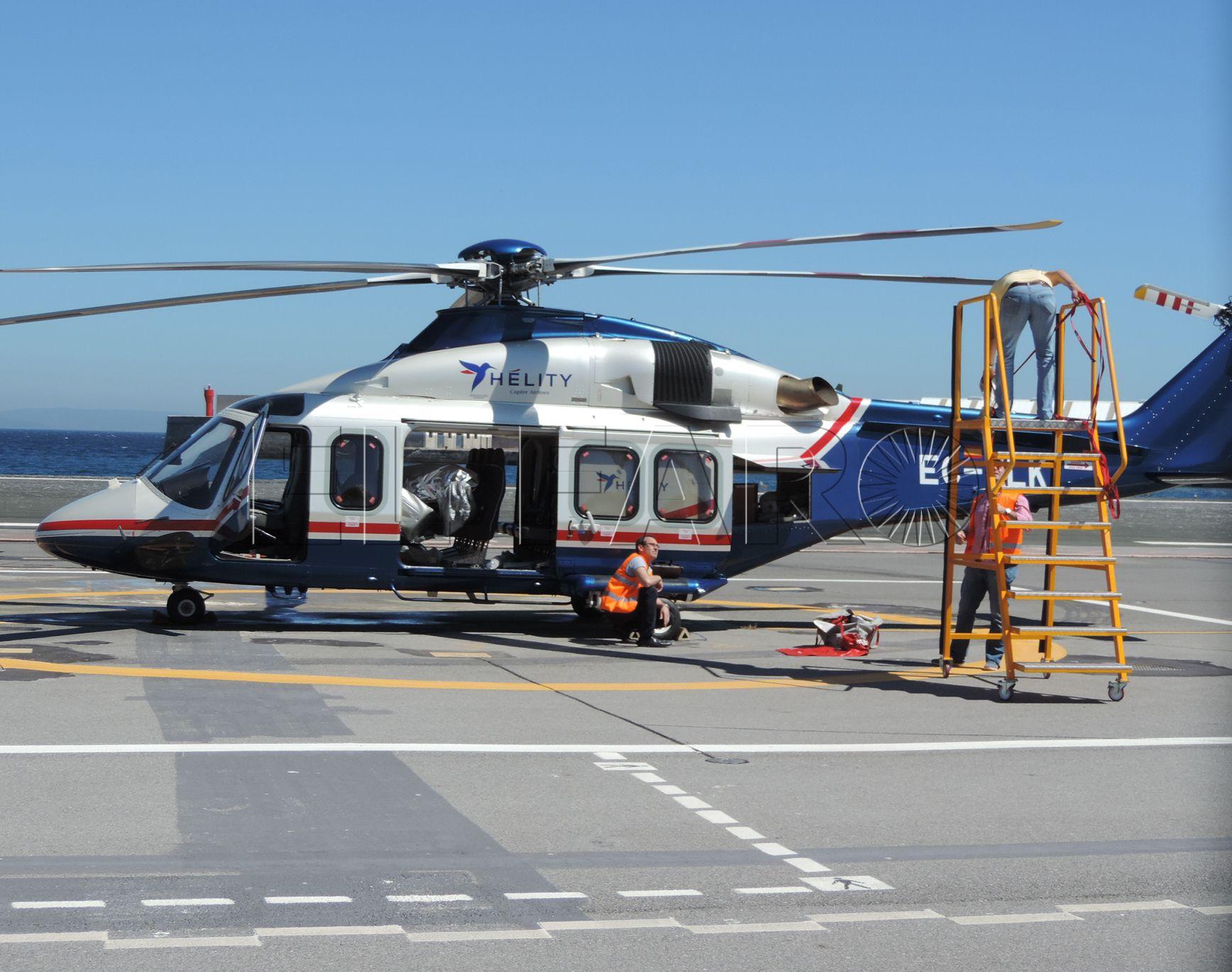 """Hélity afirma que """"no hay máquina más segura"""" que su helicóptero"""