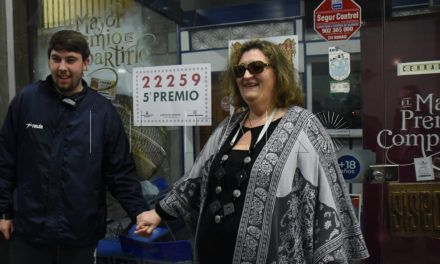 La Lotería de Navidad reparte unos 66.000 euros en Ceuta