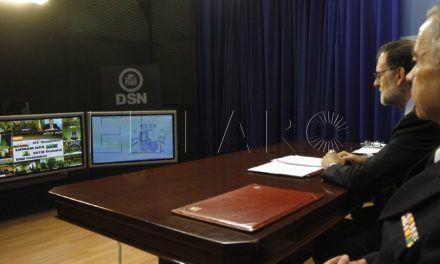 El presidente felicitó a las tropas de Mali
