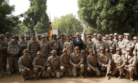 Regulares cumple con sus objetivos en Mali