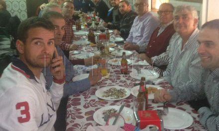 La S.D.U.A.Ceutí celebró su Copa de Navidad con los técnicos y directivos