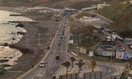 Los contrastes de la frontera