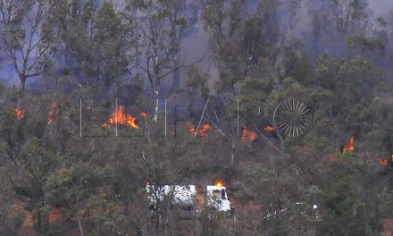 "Septem Nostra reitera que el incendio fue fruto de una ""mala praxis"" militar"
