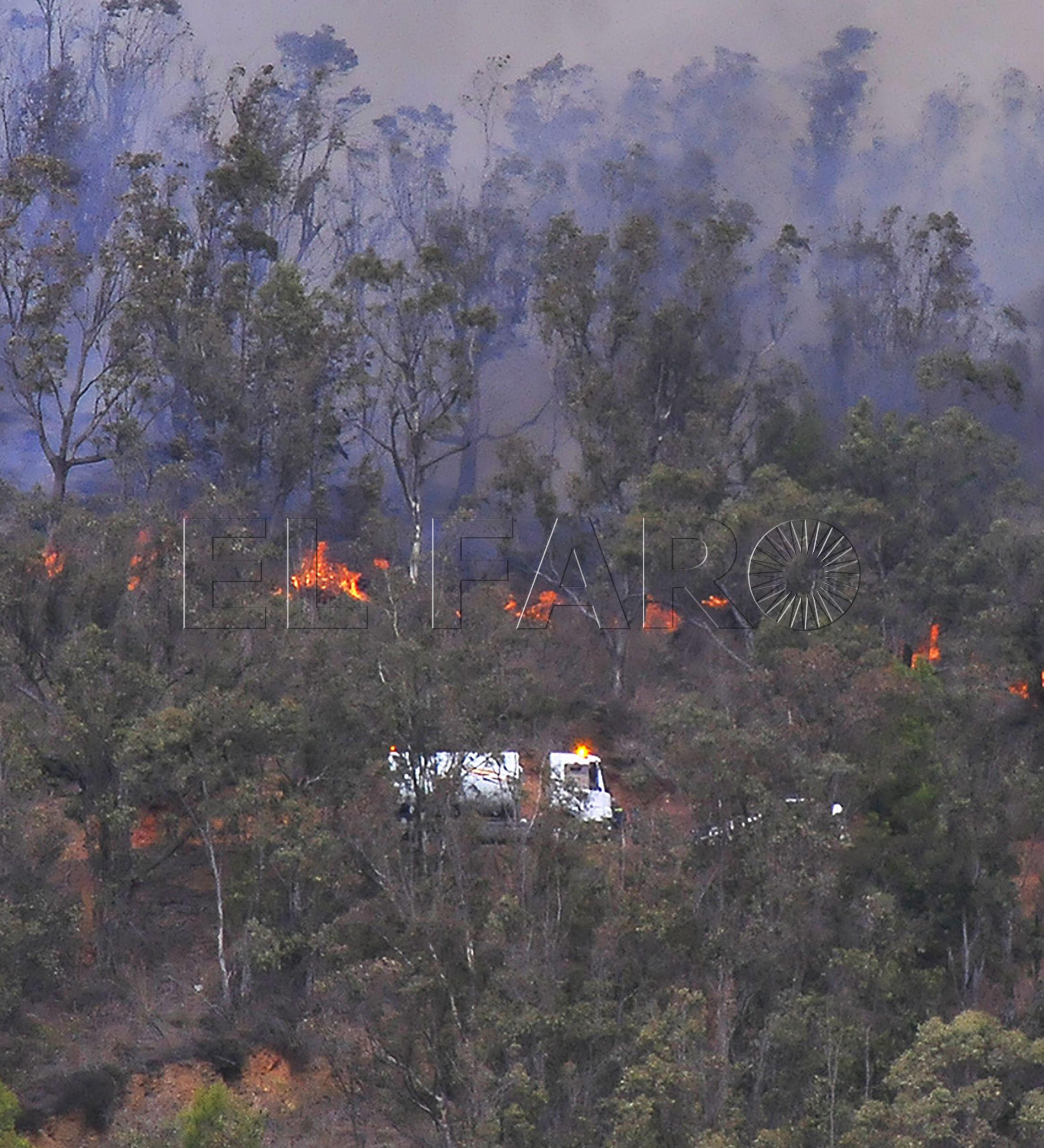 Septem nostra reitera que el incendio fue fruto de una mala praxis militar el faro de ceuta for Juzgado togado militar
