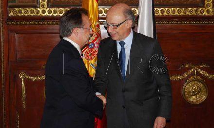 Vivas se verá también en Madrid con Montoro y  Dolores de Cospedal
