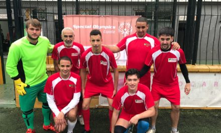 Deporte y convivencia en el 'José Benoliel'