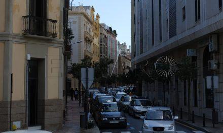 Los hosteleros de Jáudenes volverán  a pedir el corte de la calle los días 24 y 31