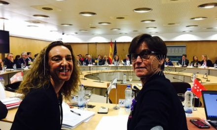 Román, satisfecha tras la reunión del Consejo de Política Fiscal y Financiera