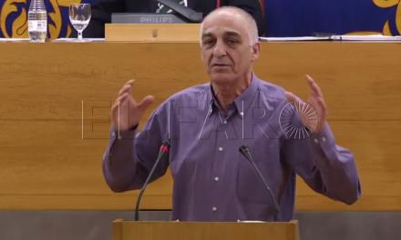 """Caballas tilda al delegado de """"individuo desquiciado"""" al que """"protege el PP"""""""