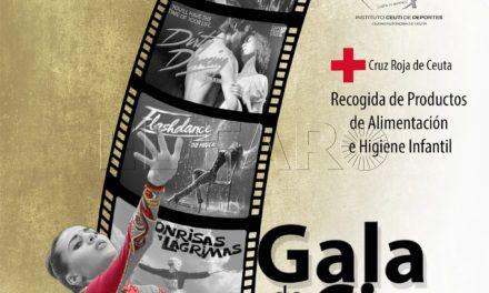 El ICD y la Federación de Gimnasia Rítmica de Ceuta organizan la tercera gala solidaria de Navidad